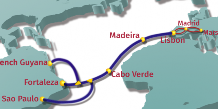 The Government signs 25 million euros with the European Investment Bank for the new submarine cable – Ella Link